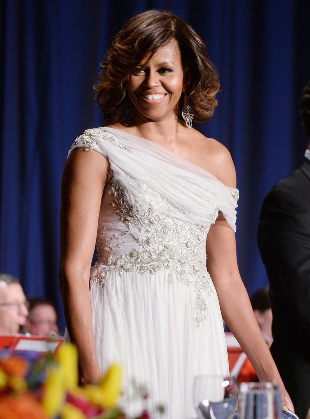 100th Annual White House Correspondents' Association Dinner: Michelle Obama
