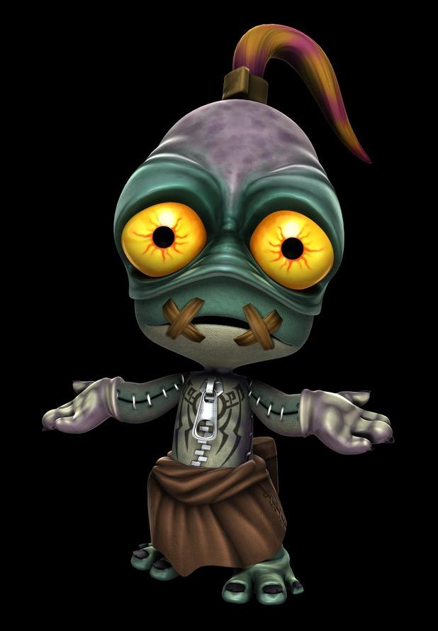 LittleBigPlanet gets Oddworld DLC