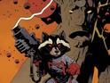 The writer reveals that he was never drawing the solicited variant cover.