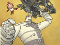 Geof Darrow and Frank Miller's Big Guy & Rusty the Boy Robot leads the relaunch.