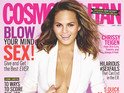 Chrissy Teigen discusses the couple's steamy mid-flight session on a plane.