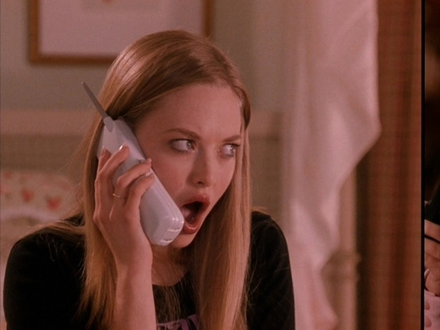 Amanda Seyfried Karen Smith, Mean Girls