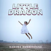 Little Dragon 'Nabuma Rubberband' album artwork.