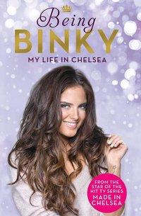 Binky Felstead's book 'Being Binky'