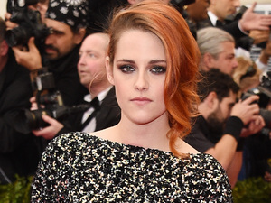 Kristen Stewart at the 2014 Met Ball