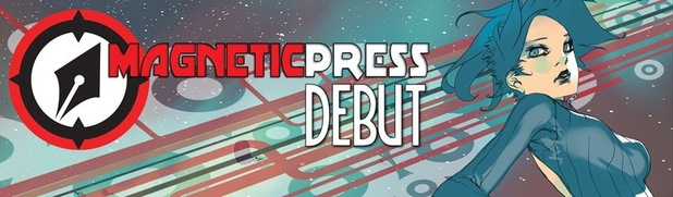 Magnetic Press comiXology debut