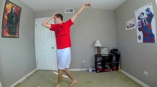 Napoleon Dynamite dance 100 Days of Dance