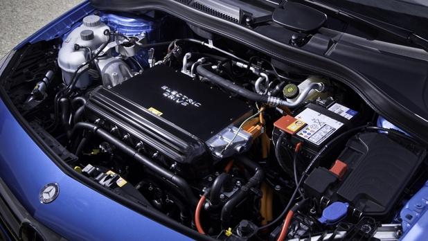 Mercedes B-Class Electric Drive motor