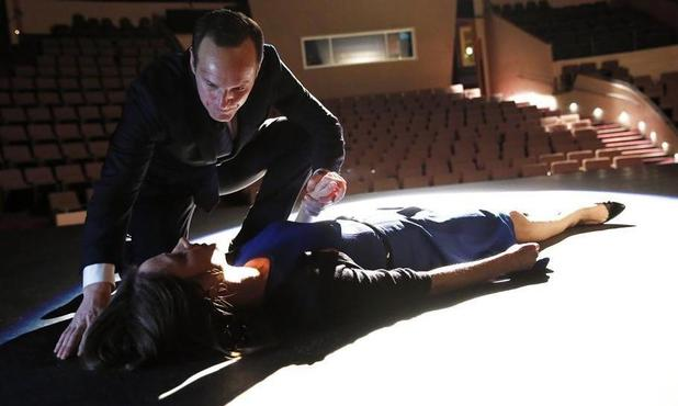 Marvel's Agents of Shield S01E19: 'The Only Light in the Darkness'