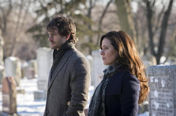 Wil and Alana in Hannibal season 2 episode 11 'Kō No Mono'