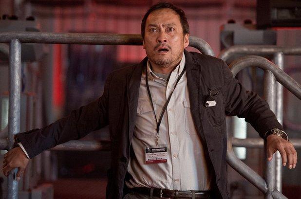 Ken Watanabe in Godzilla (2014)