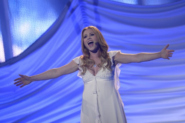 Valentina Monetta representing San Marino