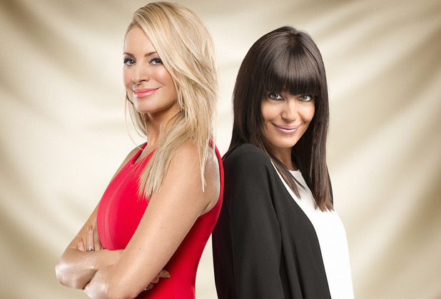 Claudia Winkleman and Tess Daly will host Strictly