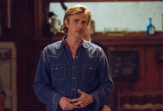 Sam Trammell as Sam Merlotte in True Blood Season 7
