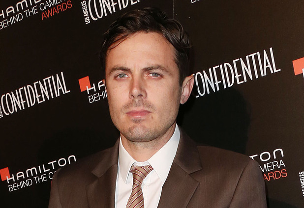 Casey Affleck attends the Seventh Annual Hamilton Behind the Camera Awards at The Wilshire Ebell Theatre on November 10, 2013
