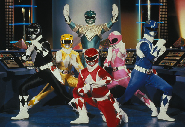 Power Rangers (original cast)