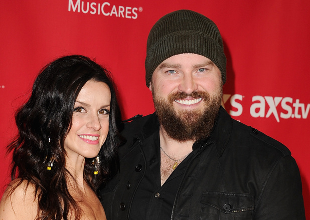 Zac Brown and wife Shelley
