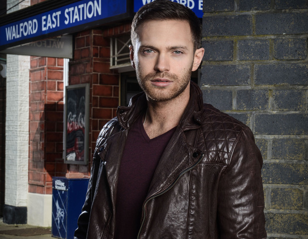 Matt Di Angelo as Dean Wicks in EastEnders