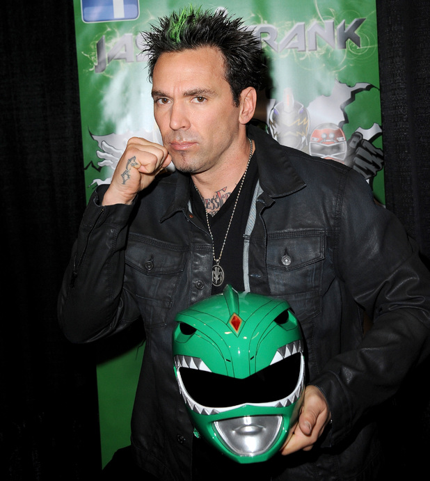 ROSEMONT, IL - AUGUST 10: Actor Jason David Frank attends Day 2 of Wizard World Chicago Comic Con 2013 held at the Donald E. Stephens Convention Center on August 10, 2013 in Rosemont, Illinois. (Photo by Albert L. Ortega/Getty Images)
