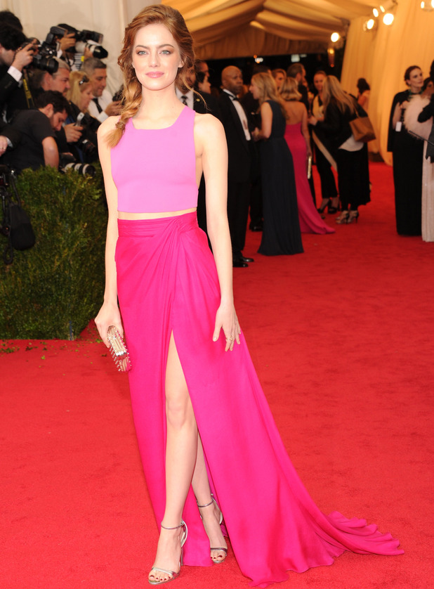 Met Ball 2014: Emma Stone