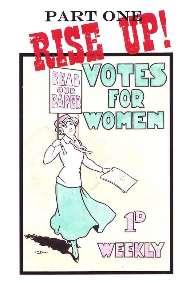 Sally Heathcote: Suffragette