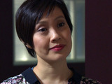 Wendy Kweh as Amy Teo in Holby City