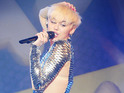 Miley Cyrus Performs At G.A.Y