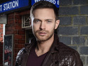 Matt Di Angelo speaks candidly about his challenging new storyline.