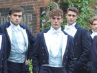 Sam Claflin and Max Irons lead a poison pen letter to the British establishment.