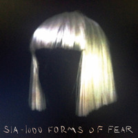 Sia '1000 Forms of Fear' album artwork.