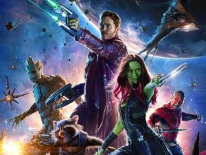 Marvel's latest blockbuster introduces a cosmic superteam led by Chris Pratt.