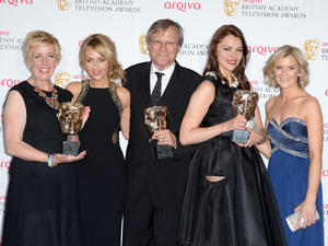 BAFTA Television awards 2014: The cast of Coronation Street