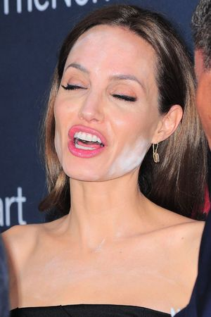 'The Normal Heart' film premiere, New York, America - 12 May 2014 Angelina Jolie 12 May 2014