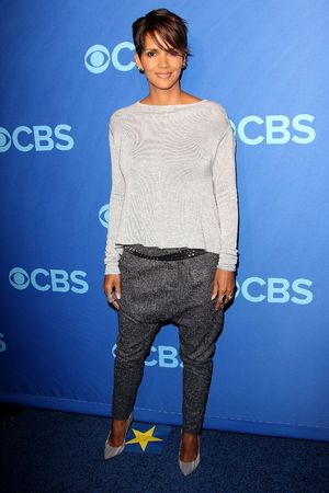 CBS Upfront, New York, America - 14 May 2014 Halle Berry 14 May 2014