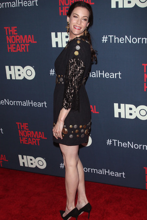 NEW YORK, NY - MAY 12: Actress Liv Tyler attends 'The Normal Heart' New York Screening at Ziegfeld Theater on May 12, 2014 in New York City. (Photo by Jim Spellman/WireImage)