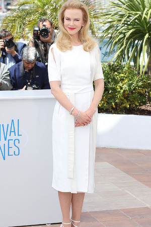 CANNES, FRANCE - MAY 14: Nicole Kidman attends the 'Grace of Monaco' photocall at the 67th Annual Cannes Film Festival>> on May 14, 2014 in Cannes, France. (Photo by Anthony Harvey/FilmMagic)