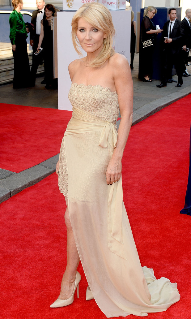 BAFTA Television awards 2014: Michelle Collins