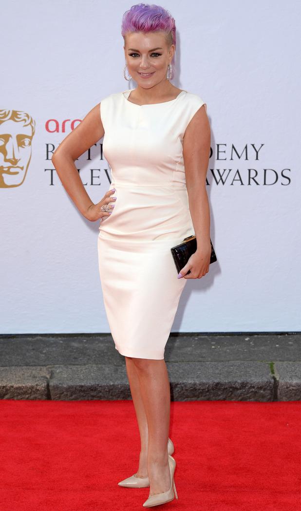 BAFTA Television awards 2014: Sheridan Smith