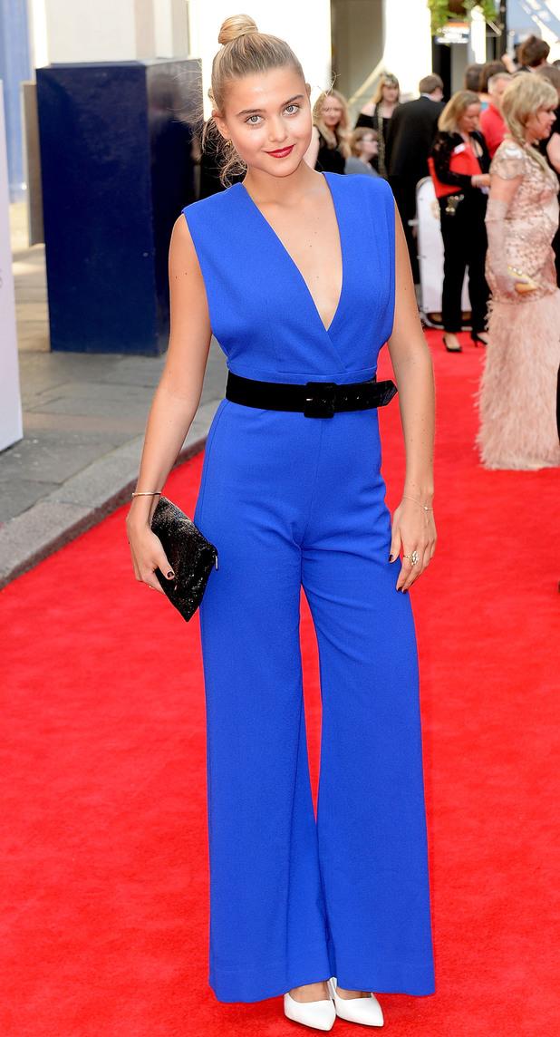 BAFTA Television awards 2014: Jade Farmiloe
