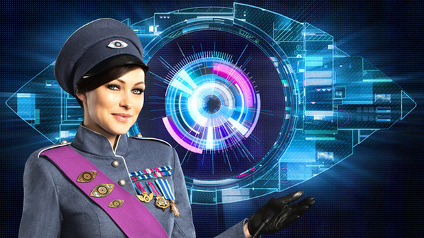 Emma Willis on Big Brother 2014