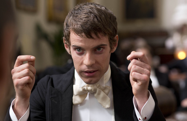 Harry Treadaway as Dr Victor Frankenstein in Penny Dreadful episode one