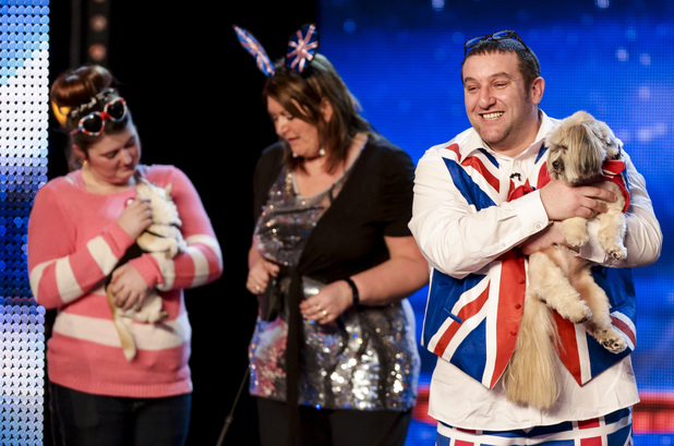 Britain's Got Talent: Doggy Disco