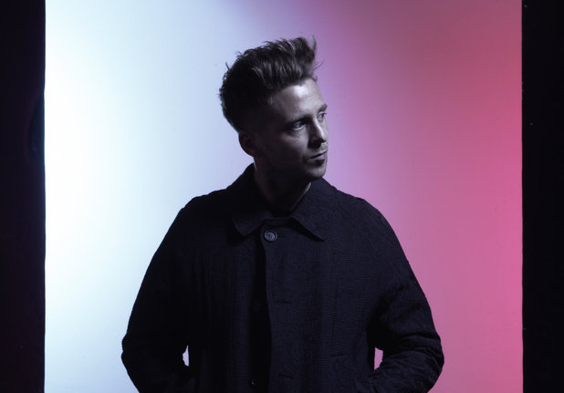 Ryan Tedder Notion magazine shot.
