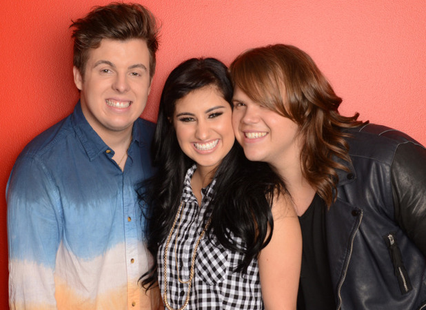 American Idol Top 3: Alex Preston, Jena Irene and Caleb Johnson