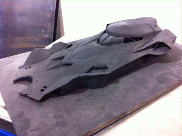 Batmobile prototype