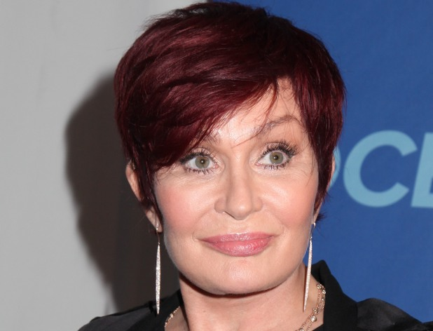 CBS Upfront, New York, America - 14 May 2014 Sharon Osbourne 14 May 2014