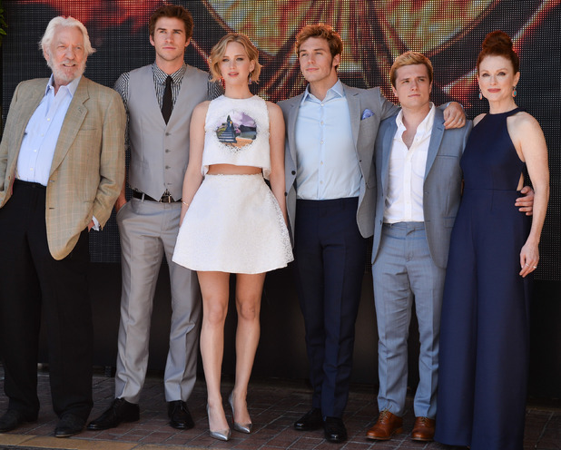 Hunger Games Leak Cannes The Hunger Games