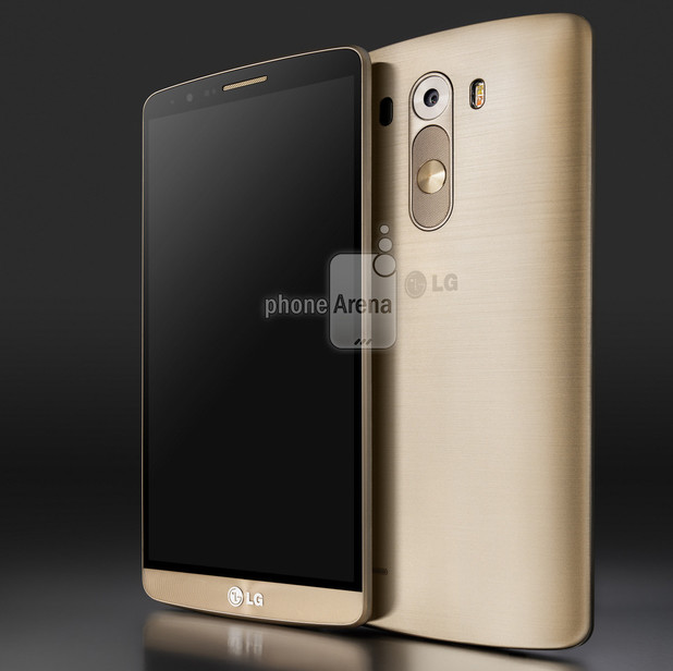 LG G3 leaked photo