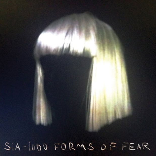 Sia's album artwork for 1000 Forms Of Fear.