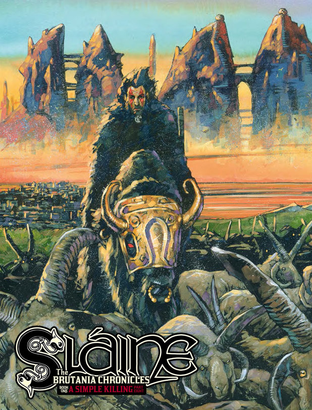 Sláine - The Brutania Chronicles